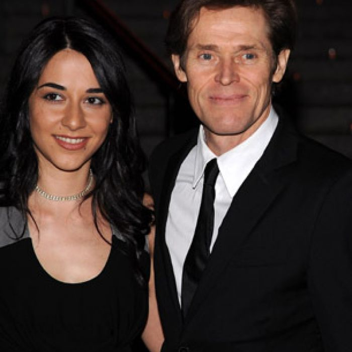 WILLIAM DAFOE I GIADA COLAGRANDE
